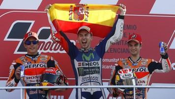2015-11-08 Lorenzo mistrzem świata MotoGP!