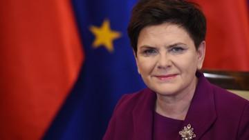 """Premier Szydło w """"Daily Telegraph"""": Polska będzie sojusznikiem W. Brytanii w negocjacjach"""