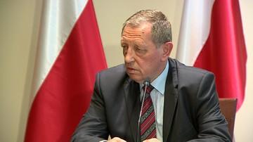 """21-03-2017 13:33 Leśnicy mają """"spontanicznie"""" zademonstrować poparcie dla ministra Szyszki. Borusewicz ujawnia mail"""