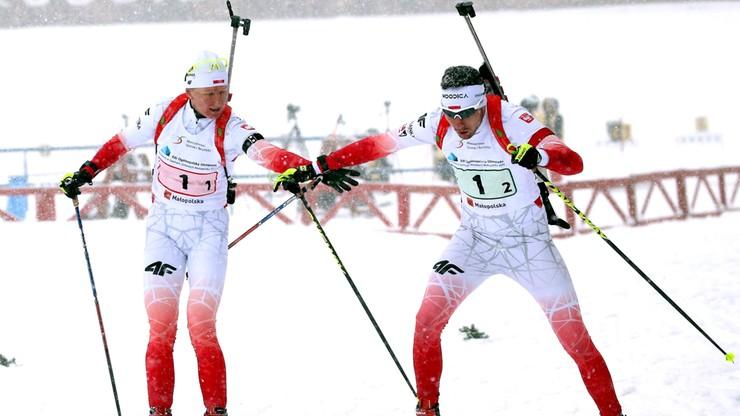 MP w biathlonie: Zwycięstwa BKS WP Kościelisko i BLKS Żywiec w sztafetach