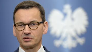 20-09-2017 13:48 Morawiecki: od 1 stycznia 2018 r. kwotą wolną od podatku - 8 tys. zł