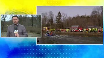 10-02-2016 11:49 Przyczyną katastrofy kolejowej w Bawarii prawdopodobnie błąd człowieka