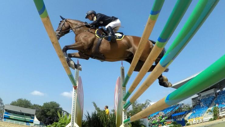 Rio 2016: Nowoczesna klinika i 130 specjalistów tylko dla... koni