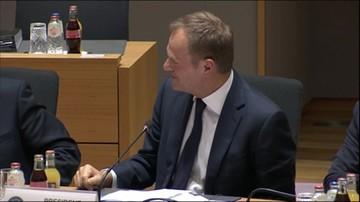 Tusk wezwany jako świadek do prokuratury. Nie stawi się