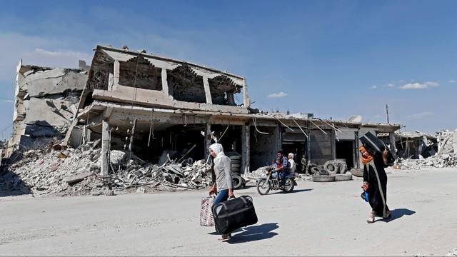 Syryjscy rebelianci: trzej nasi bojownicy zginęli w ataku sił rządowych