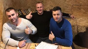 2016-12-30 Jeżewski podpisał kontrakt z Fight Events. Walka na początku przyszłego roku
