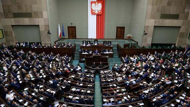 Bielan: W najbliższych dniach zastanowimy się nad zmianami w regulaminie Sejmu
