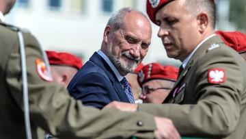 24-06-2016 14:55 Szef MON: Wielka Brytania będzie uczestniczyć w obronie wschodniej flanki