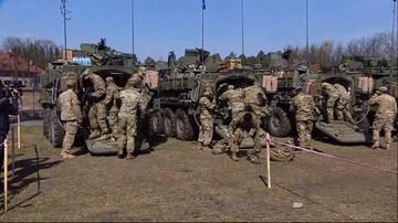 """Amerykańscy żołnierze na Mazurach już trenują. """"Gotowi do walki w ciągu dwóch minut"""""""