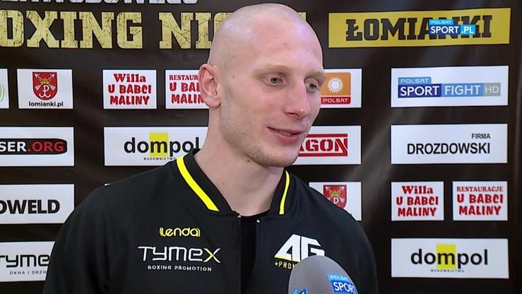 Parzęczewski: To dla mnie dobry rok. Trzeba to kontynuować!