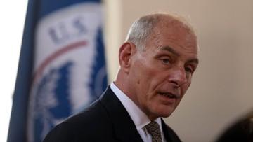 """23-02-2017 06:03 """"USA nie deportują masowo nielegalnych imigrantów"""" - zapewnił minister bezpieczeństwa narodowego"""