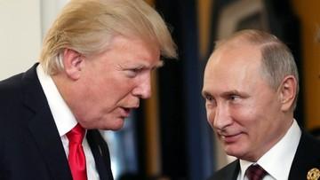 11-11-2017 15:39 Trump: ustalenia z Putinem ws. Syrii uratują wiele ludzi