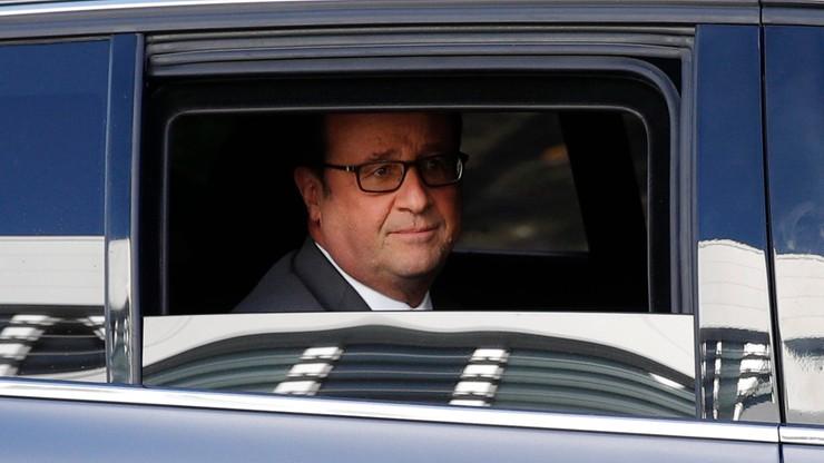 Prezydent Francji nie przyjedzie do Polski. Przez rezygnację z Caracali