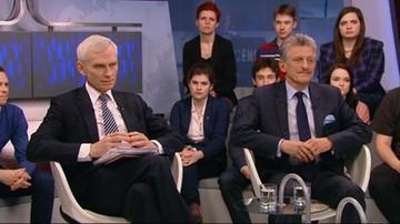 Piotrowicz: to nie my dokonaliśmy zamachu na TK. Święcicki: prezydent nie poczekał na rozstrzygnięcie sprawy