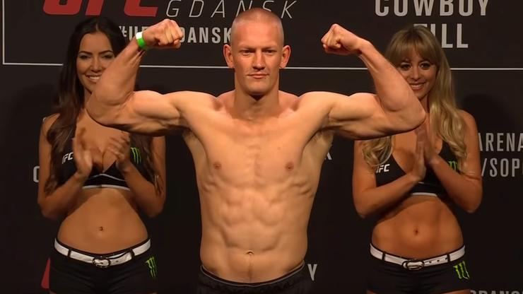 UFC: Piechota zmierzy się z debiutantem