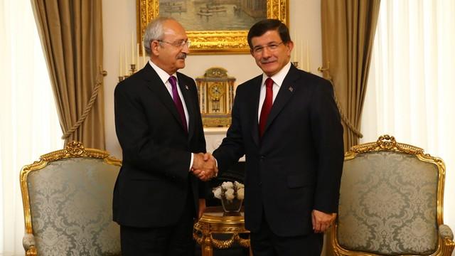 Fiasko rozmów koalicyjnych w Turcji