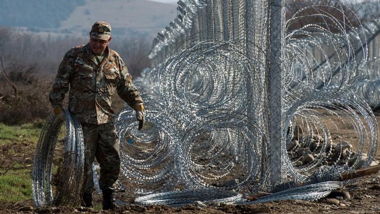 Grecko-macedońska granica zamknięta dla Afgańczyków