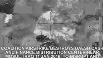 """20-01-2016 20:09 Pentagon: USA przygotowały """"mapę skoordynowanej kampanii przeciw IS"""""""