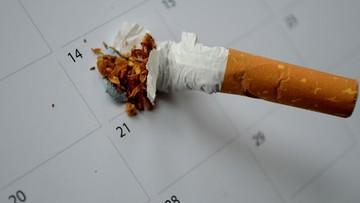 Palenie tytoniu będzie legalne po ukończeniu 21 lat. W Kalifornii