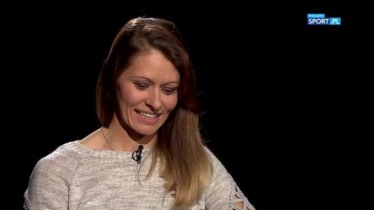Nowakowska opowiada, jak biathlonista spędza święta
