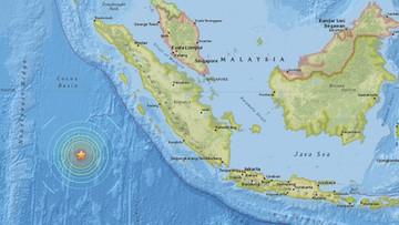 02-03-2016 15:14 Indonezja: trzęsienie ziemi na Sumatrze, wstrząsy wywołały panikę