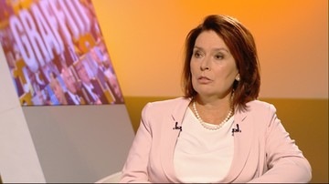 Kidawa-Błońska: Tusk to jest taki polityk na trudne czasy