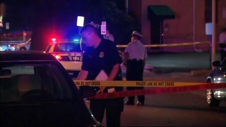 Policjant zastrzelił 13-latka z wiatrówką