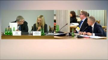 14-12-2016 15:17 Suski dopytuje sędziego o Carycę. Milewski: jedyna jaką znam to Katarzyna