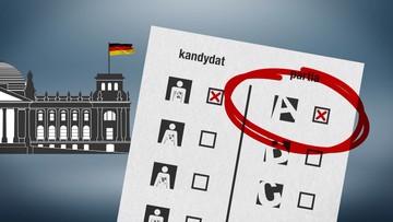 23-09-2017 13:23 Niemiecki system wyborczy. Tak będą głosować za Odrą