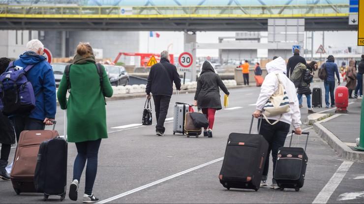 Lotnisko Paryż-Orly wraca do normalności. Po ataku terrorystycznym
