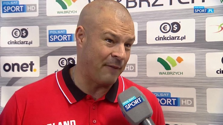 2016-08-06 Trener Polaków: Cel? EuroBasket 2017