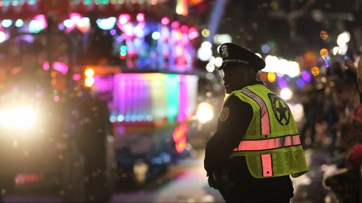 Wjechał samochodem w ludzi podczas parady karnawałowej w Nowym Orleanie