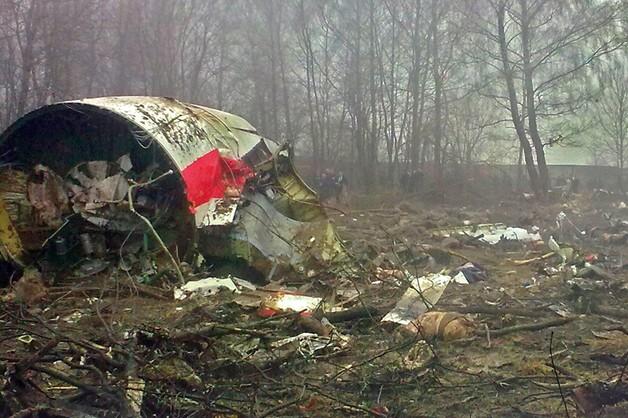 Nowe wersje stenogramów z katastrofy Tupolewa