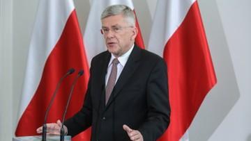 29-03-2017 14:03 Karczewski: będziemy dbać, by Polacy na Wyspach mieli zagwarantowane prawa socjalne
