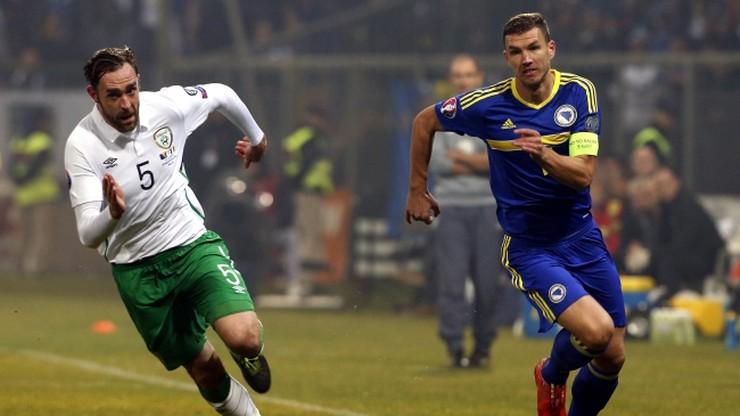 Baraże Euro 2016: Irlandia - Bośnia i Hercegowina. Transmisja w Polsacie Sport