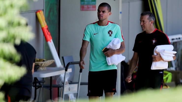 Pepe wrócił do treningów z drużyną