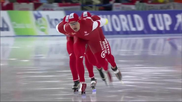 Biało-czerwoni zaczynają walkę o medale MŚ w Heerenveen