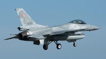 """01-08-2016 17:12 """"Piloci F-16 zaopiekowali się Rosjaninem"""". Wojsko potwierdza incydent lotniczy"""