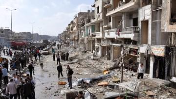 Syryjska opozycja zgadza się na rozejm, ale ma warunki