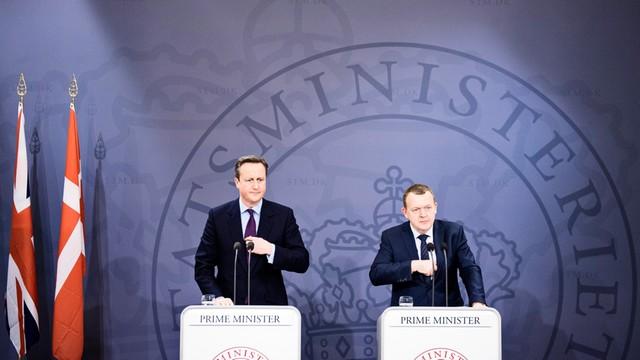 Cameron w Danii: porozumienie Brytyjczyków z innymi krajami UE będzie nieodwracalne