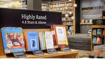 """04-11-2015 12:15 Amazon otworzył pierwszą księgarnię """"w realu"""""""