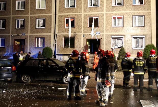 Prokuratorski zarzut po wybuchu gazu w Bytomiu