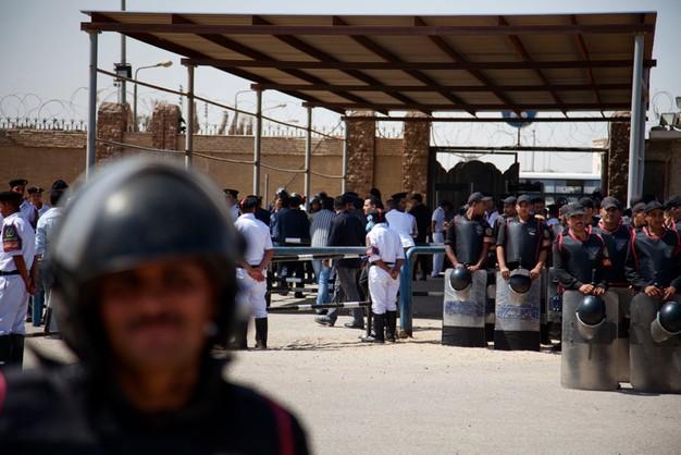 Egipt: zaczął się ponowny proces Mubaraka