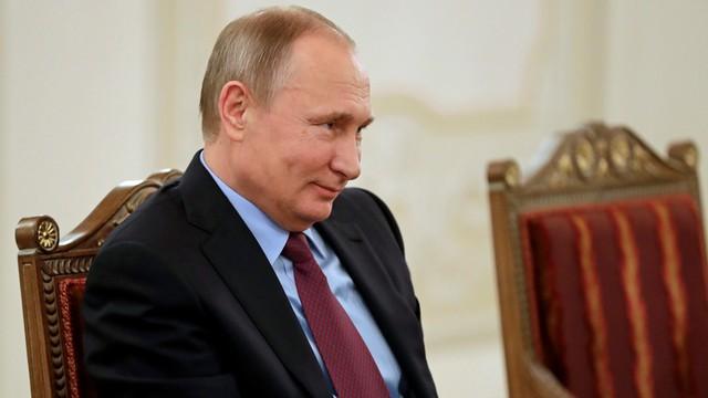 Putin: na świecie stopniowo odnawia się równowaga sił