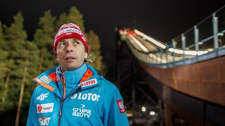 Kruczek ogłosił skład na pierwszy konkurs Pucharu Świata. Są m.in. Stoch i Żyła
