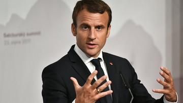 23-08-2017 18:29 Macron: dyrektywa o pracownikach delegowanych zdradą europejskiego ducha