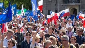 """18-05-2016 19:15 PO nie przyłączy się do koalicji zainicjowanej przez KOD. """"Wielu osobom się to nie podoba"""""""
