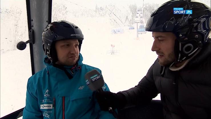 Burmistrz Dusznik-Zdroju: Gdyby IO odbyły się w Polsce, to biathlon byłby u nas
