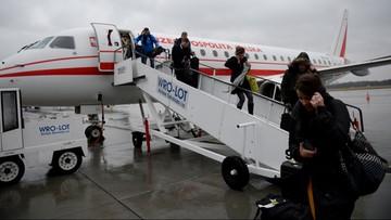 01-12-2016 15:45 Prezydencki samolot z przyczyn technicznych nie odleci z Wrocławia do Warszawy