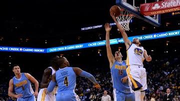 2015-11-07 NBA: Już tylko Warriors bez porażki, przerwana seria Raptors